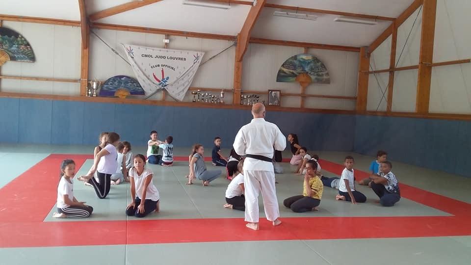Reprise des cours de Judo 09-2020