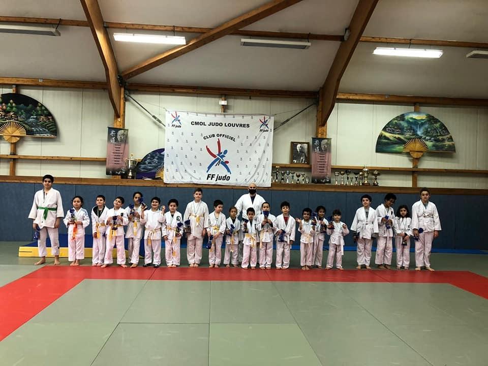 Stage Judo 12-2020